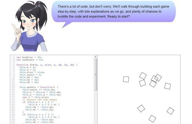Я учусь программировать: 5 игровых подходов к коду. Изображение № 4.