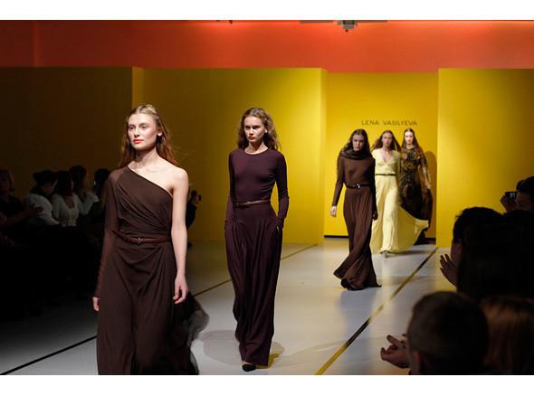 Изображение 17. Lena Vasilyeva FW 2011: готовое платье.. Изображение № 16.