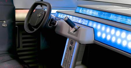 Scionбюджетный вариант дизайнерских авто избудущего. Изображение № 16.