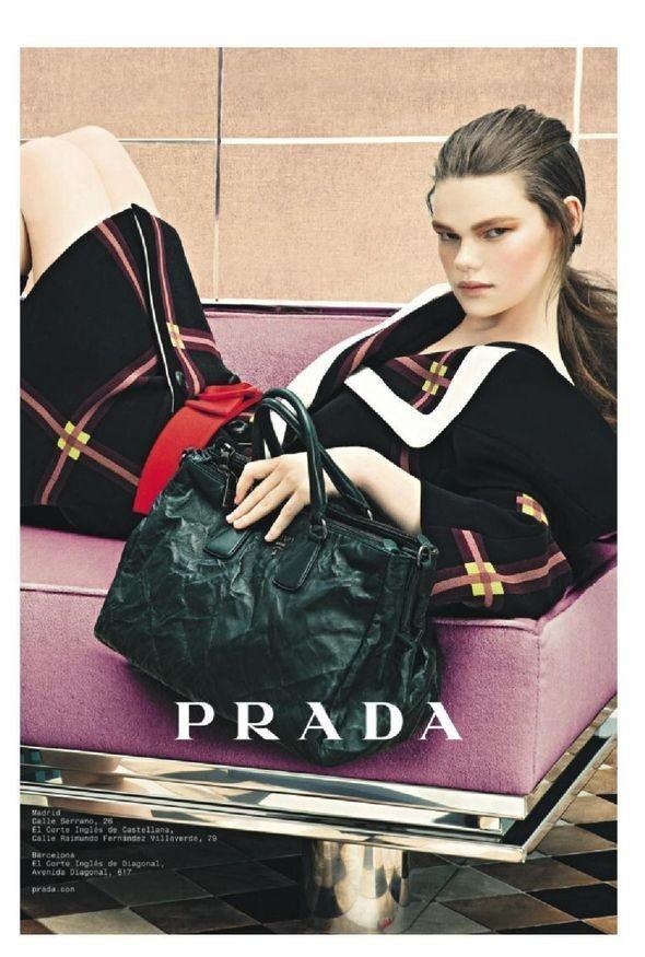 Изображение 3. Превью кампаний: Prada и Versace.. Изображение № 1.