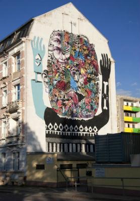 Лучшие стрит-арт проекты 2011 года. Изображение №56.