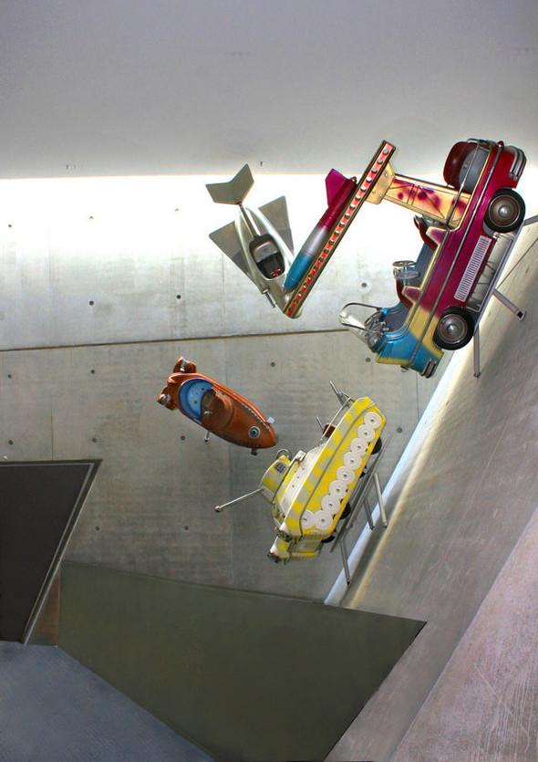 Даниэль Либескинд реконструировал военно-исторический музей в Дрездене. Изображение № 4.