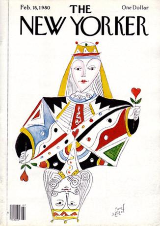 10 иллюстраторов журнала New Yorker. Изображение № 30.