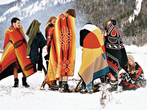 9 атмосферных фотоальбомов о зиме. Изображение № 57.