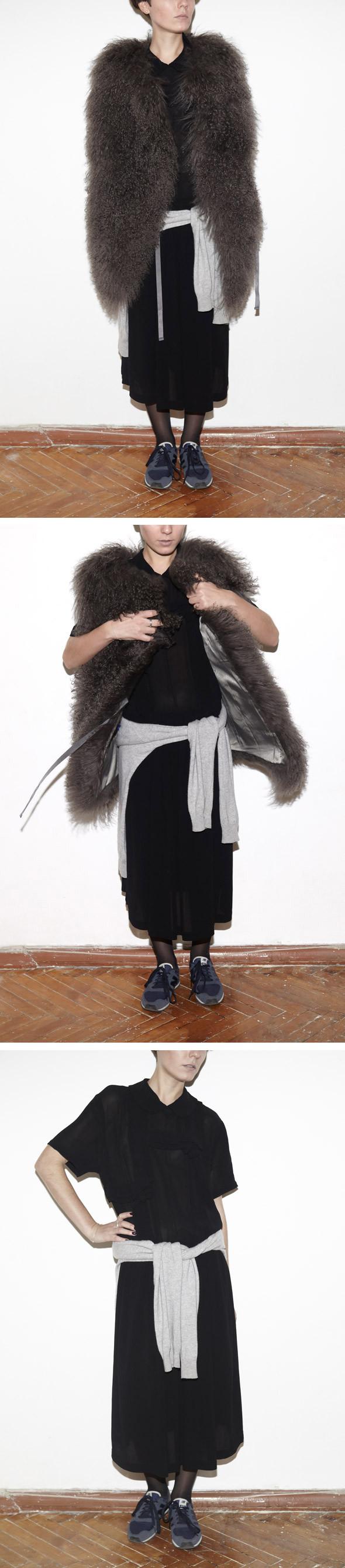 Гардероб: Марина Николаевна, бренд-менеджер JNBY, основатель платформы Items. Изображение № 8.