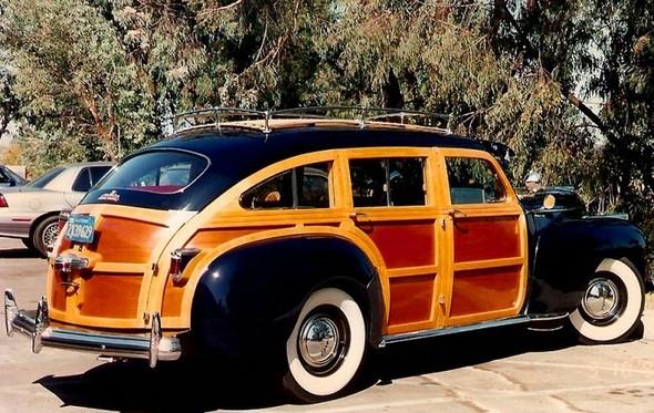 Эталон стиля и роскоши: Chrysler. Изображение № 5.