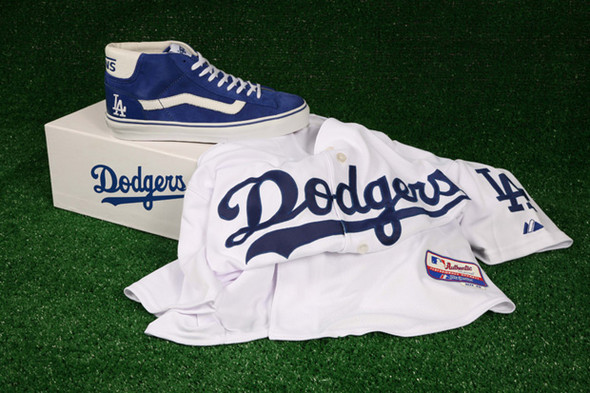 Vans Vault x Major League Baseball. Изображение № 8.