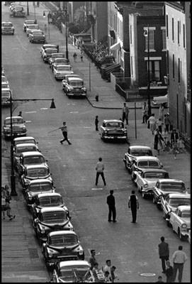 Bruce Davidson – красота гетто. Изображение № 1.