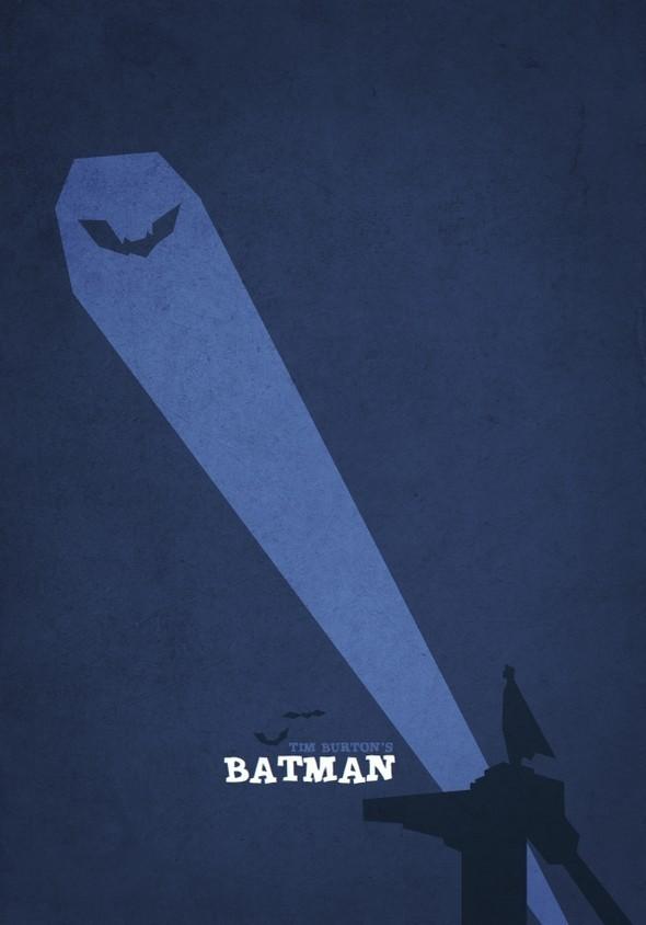 Постеры Тим Бёртон. Изображение № 1.