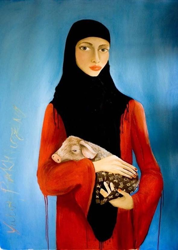 Изображение 14. Yulia Bakhtiozina artist from Rehab.. Изображение № 10.