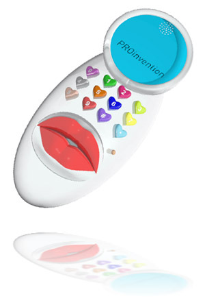 Телефон дляпоцелуев. Изображение № 1.