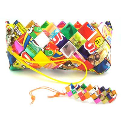 Ecoist – жизнерадостные сумки изконфетных фантиков. Изображение № 13.