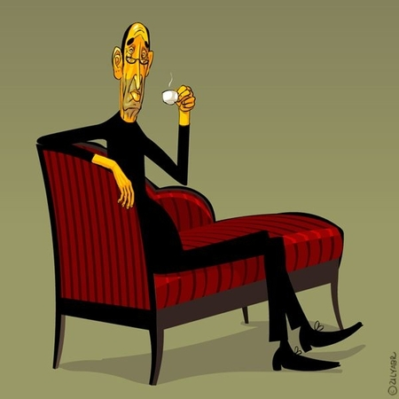 Карикатурный мирDenis Zilber. Изображение № 1.
