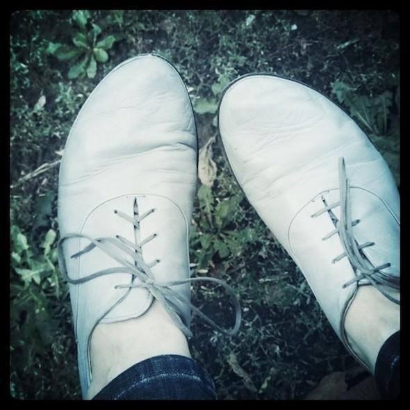 Ботинки Rocco Pносятся моей подругой уже много лет ипрактически нетеряют свой вид. Изображение № 46.