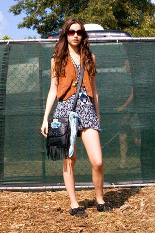 Bonnaroo 2009 Street Style. Изображение № 21.