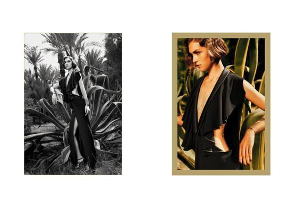 Изображение 10. Рекламные кампании: Yves Saint Laurent, Chanel и другие.. Изображение № 23.