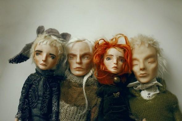 Курсы по изготовлению кукол. Изображение № 1.