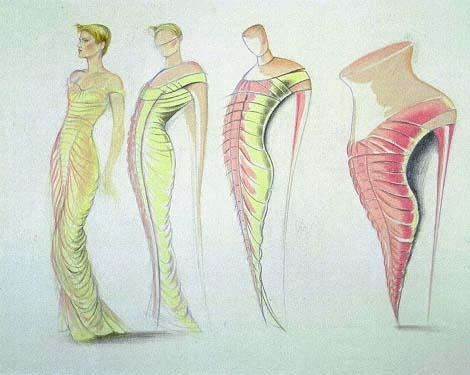 Antonio Lopez - легендарный fashion-иллюстратор. Изображение № 4.