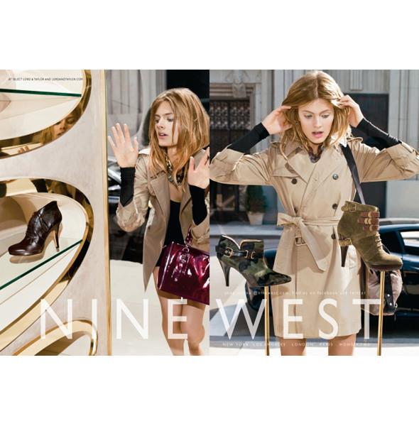 Изображение 36. Новые рекламные кампании: Nine West, H&M и Zara.. Изображение № 4.