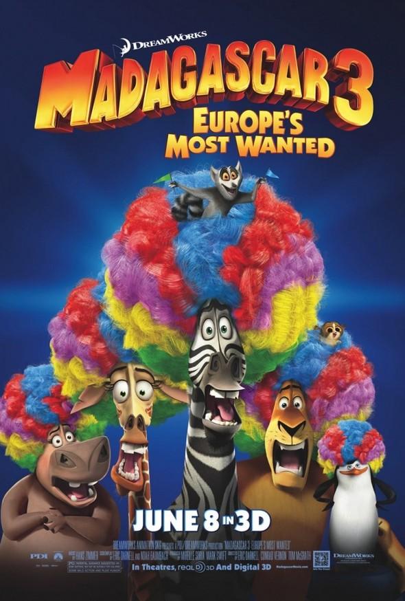 Мадагаскар 3. Изображение № 1.