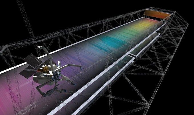 НАСА будет печатать корабли на земной орбите. Изображение № 2.
