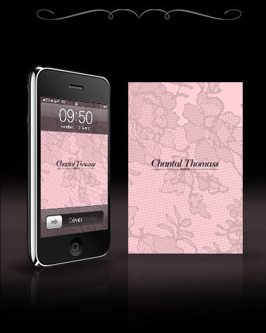 "Chantal Thomass ""одела"" iPhone. Изображение № 5."
