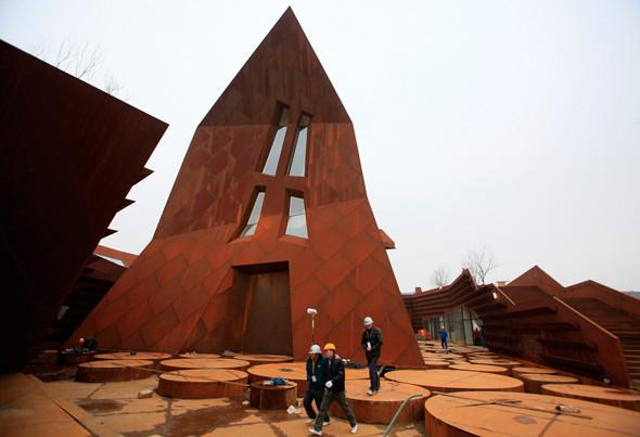 In process - EXPO 2010. Изображение № 23.