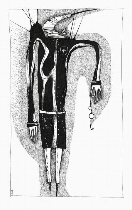 Фантасмагория Tineidae. Изображение № 57.