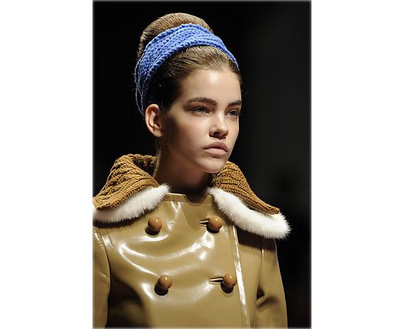 Показ Prada на Неделе моды в Милане. Изображение № 43.