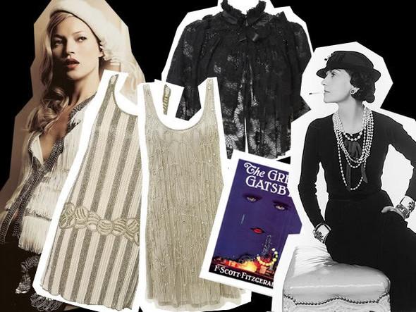 A revival for 20s fashion: Gatsbys girl или Roaring Twenties. Изображение № 4.