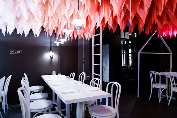 Место есть: Новые рестораны в главных городах мира. Изображение № 54.