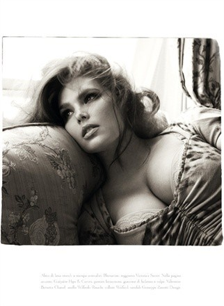 Изображение 12. Belle Vere by Steven Meisel.. Изображение № 12.