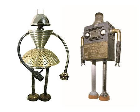 Роботы-скульптуры Gordon Bennett. Изображение № 3.
