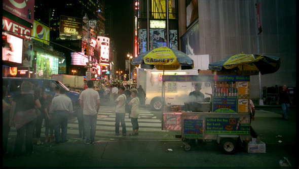 20 субъективных определений Нью-Йорка. Фото-ощущения. Изображение № 9.