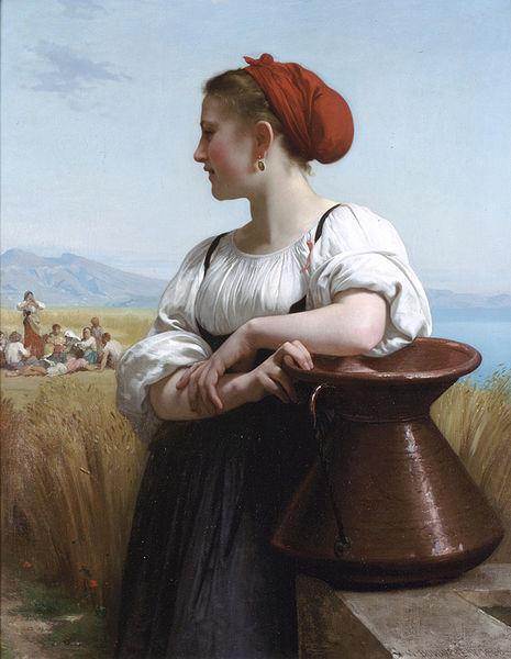 Французский живописец Адольф Вильям Бугро. Изображение № 26.