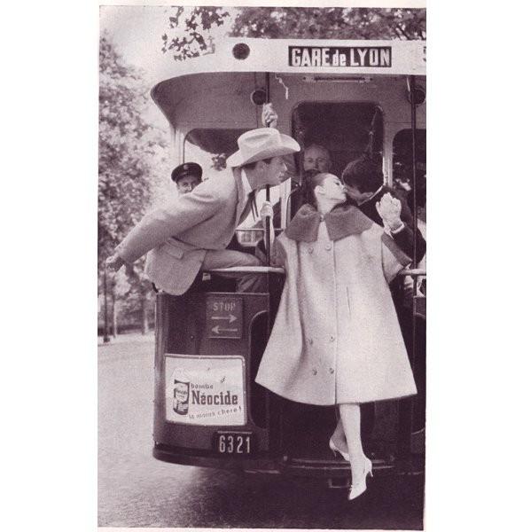 Архивная съёмка: Одри Хепберн для Harper's Bazaar, 1959. Изображение № 14.