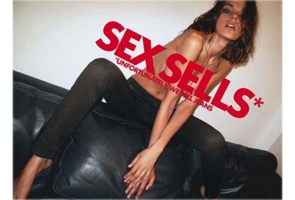 Секс продается: рекламная кампания Diesel. Изображение № 4.