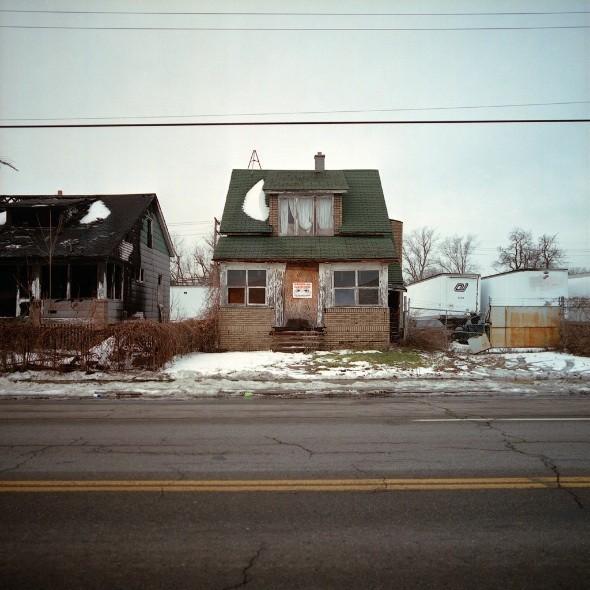100 заброшенных домов. Изображение № 25.