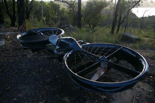 Изображение 4. Hoverbike.. Изображение № 4.