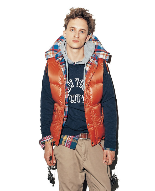 SOPHNET Fall/Winter 2011 Lookbook. Изображение № 5.
