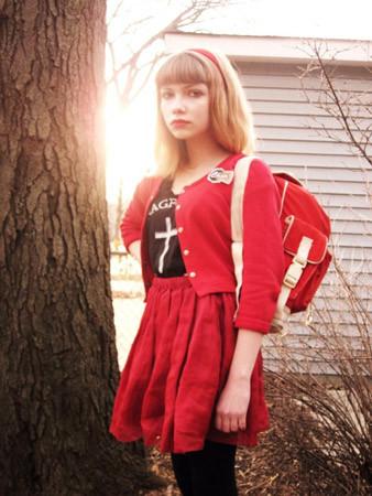 Фотография из блога The Style Rookie. Изображение №89.