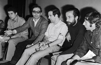Каннский кинофестиваль 1968 года. Изображение № 3.