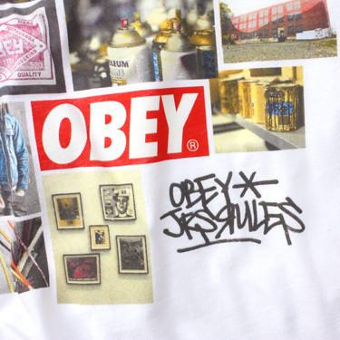 Изображение 25. Obey Весна/Лето 2011.. Изображение № 22.