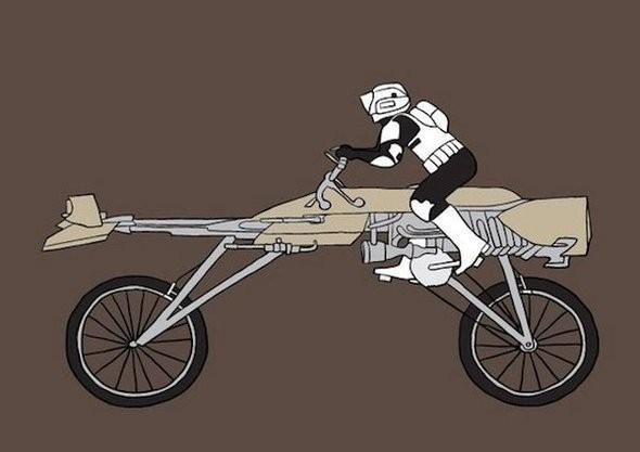Изображение 16. Велосипеды Майка Джууса.. Изображение № 16.