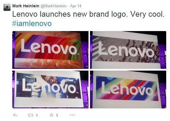 Lenovo провела редизайн логотипа. Изображение № 4.