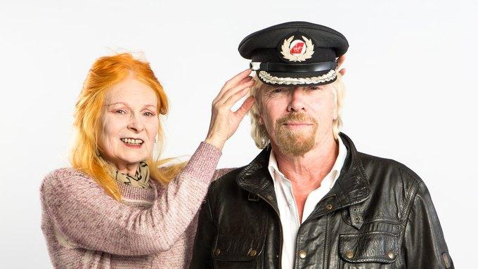 Вивьен Вествуд оденет сотрудников Virgin Atlantic Airlines. Изображение № 1.