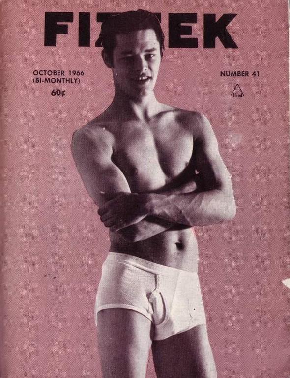 Эротические журналы середины 20-го века. Изображение № 10.