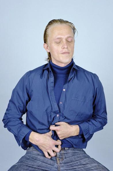 Фотографии из серии Anouk Kruithof «Blue». Изображение № 43.