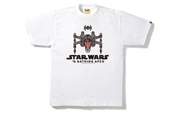 A BATHING APE X STAR WARS 2012. Изображение № 5.