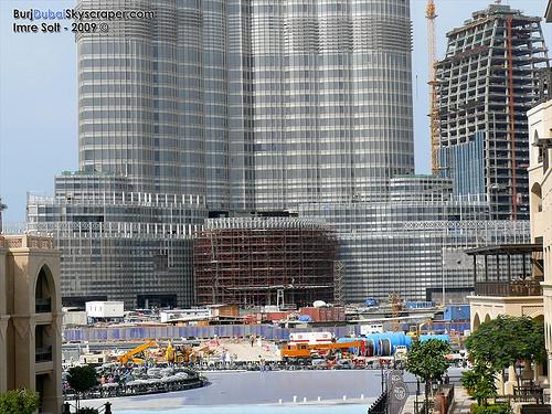 Дубайская башня- гигантский сталагмит. Изображение № 4.